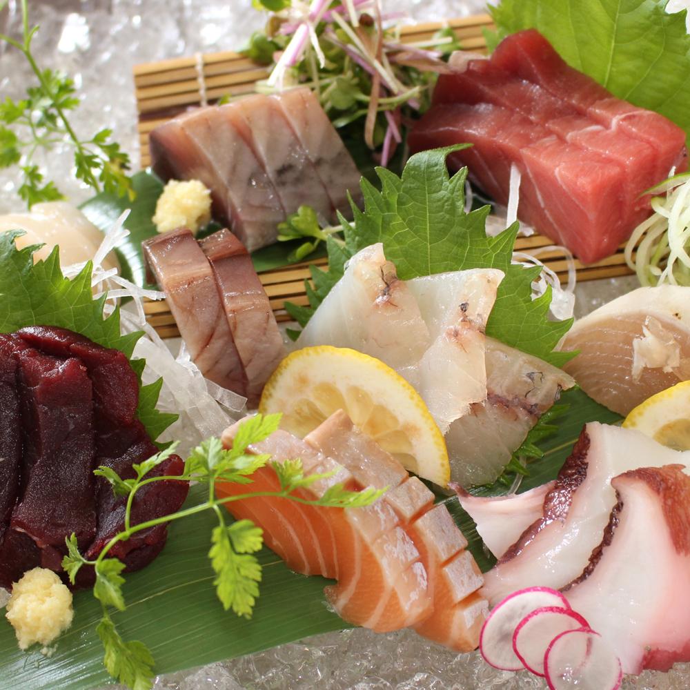 ■塩釜直送 鮮魚の盛り合わせ
