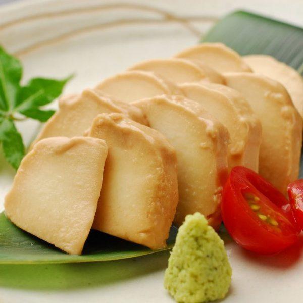 ■モッツァレラチーズの醤油漬け