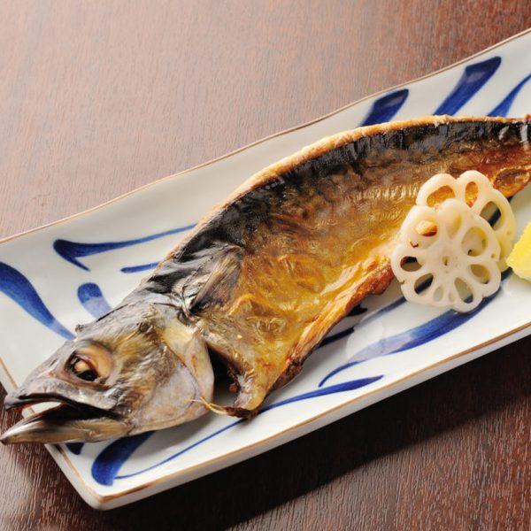 ■金華サバの旨味焼き